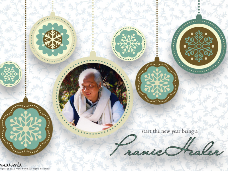 Start the New Year Being a Pranic Healer