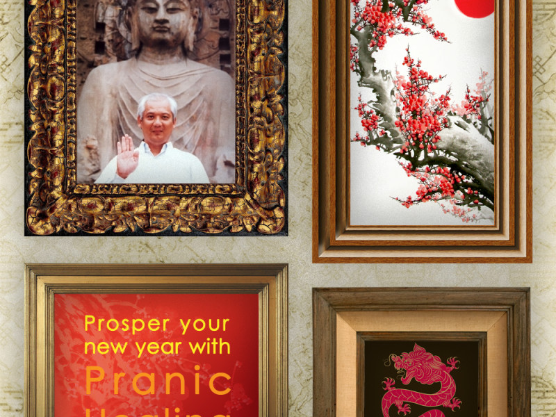 Prosper Your New Year with Pranic Healing