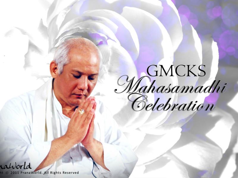 Mahasamadhi Celebration