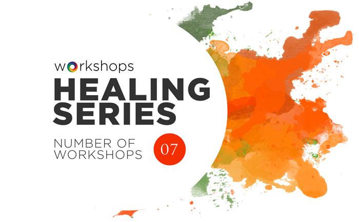 Healing Series Banner