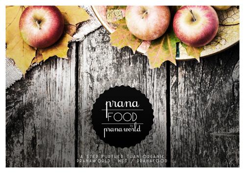 Prana Food Prana World Projects