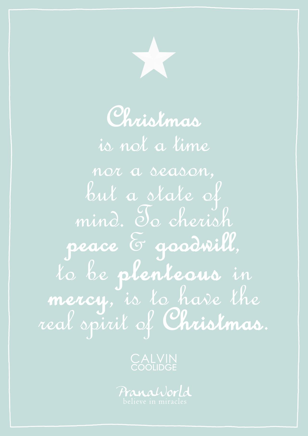 Spiritual Heartbeats | Spirit of Christmas