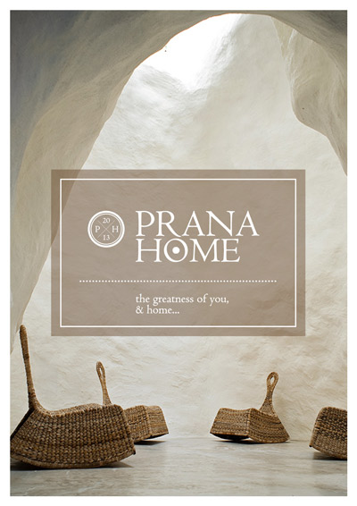 Prana Home Main Page Banner
