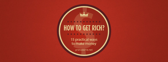How to Ger Rich