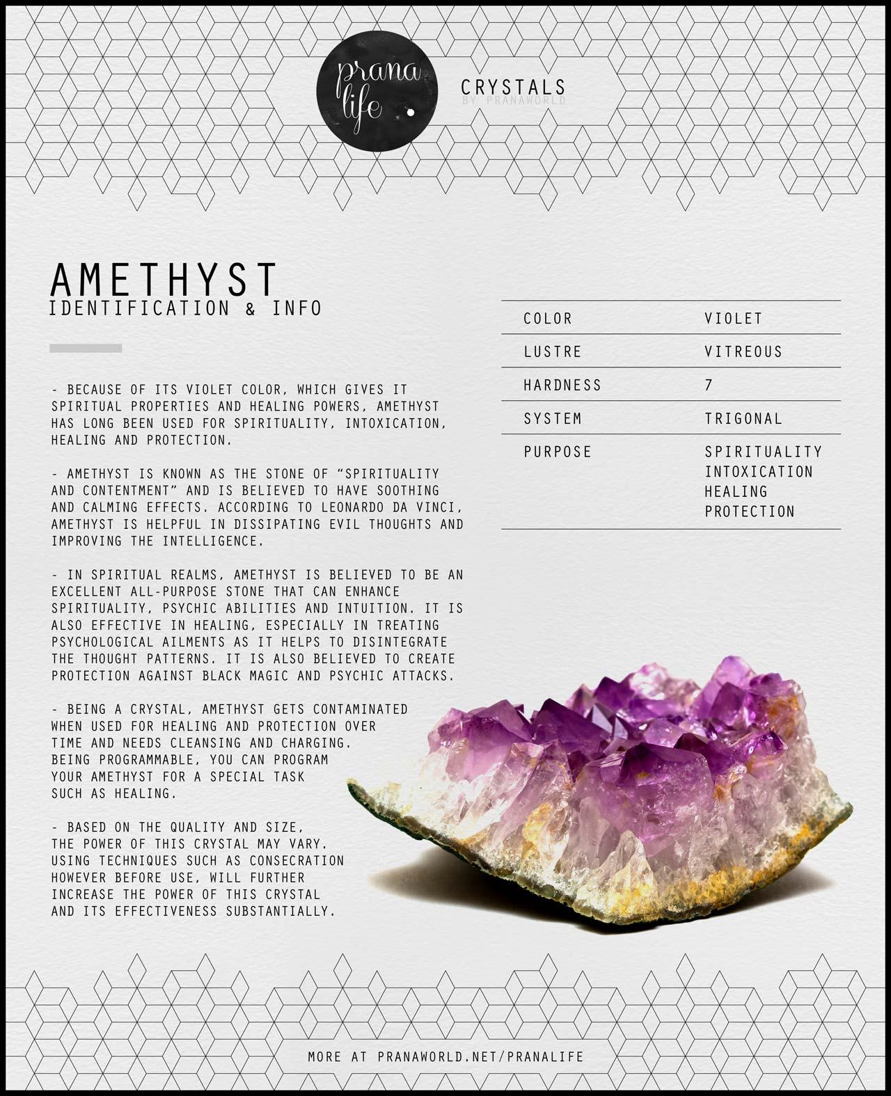 Amethyst ID