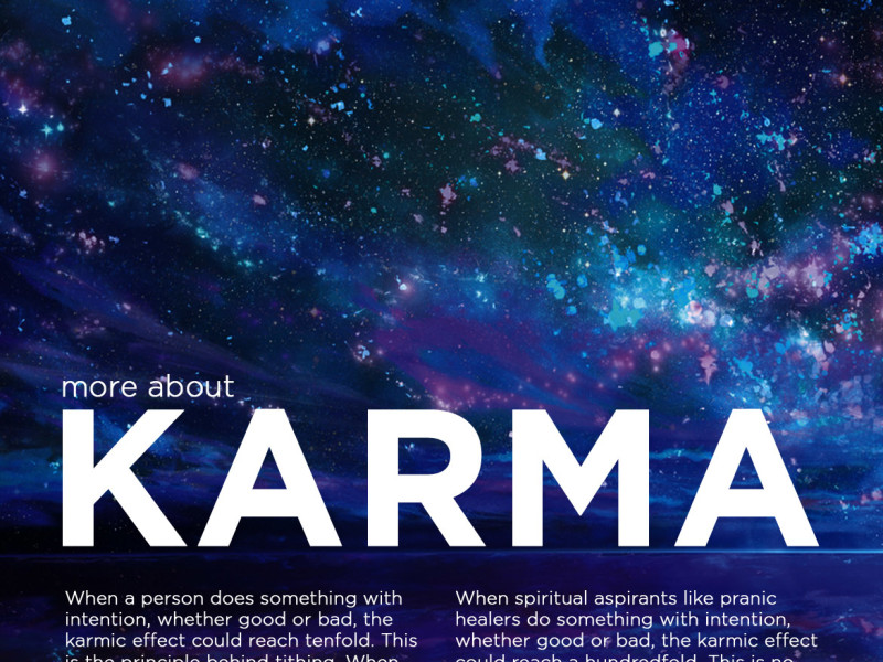 More about Karma