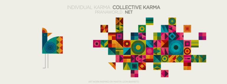 Individual Karma Collective Karma