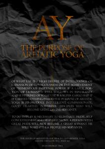 The Purpose of Arhatic Yoga