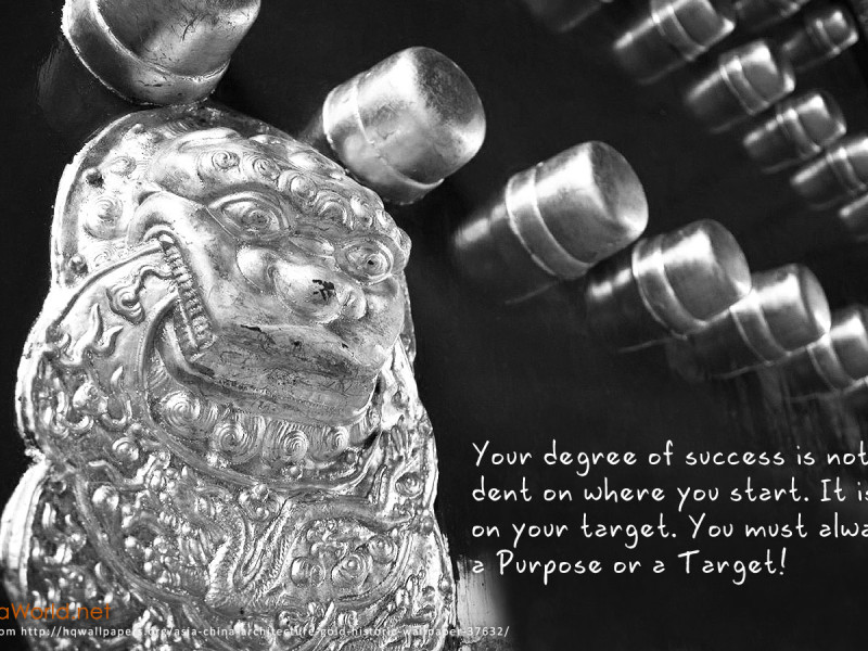 Your Degree of Success