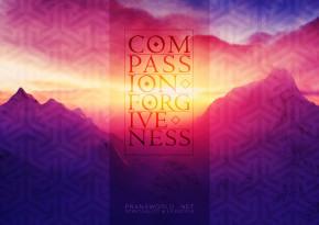 Forgiveness-Compassion