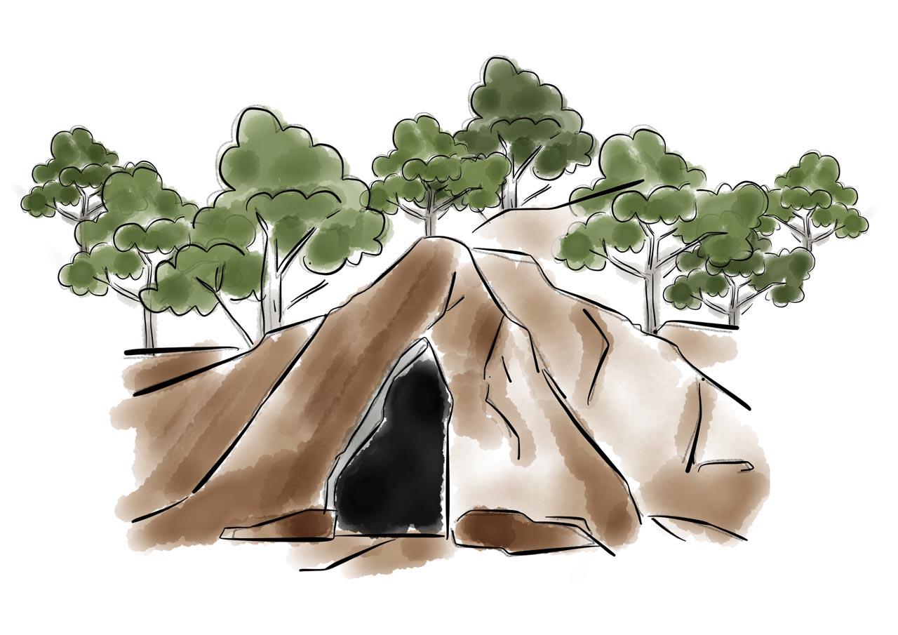 PranaKids The Cave