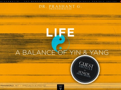Life | A Balance of Yin and Yang