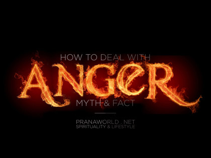 How to Deal with Anger? Myths and Facts