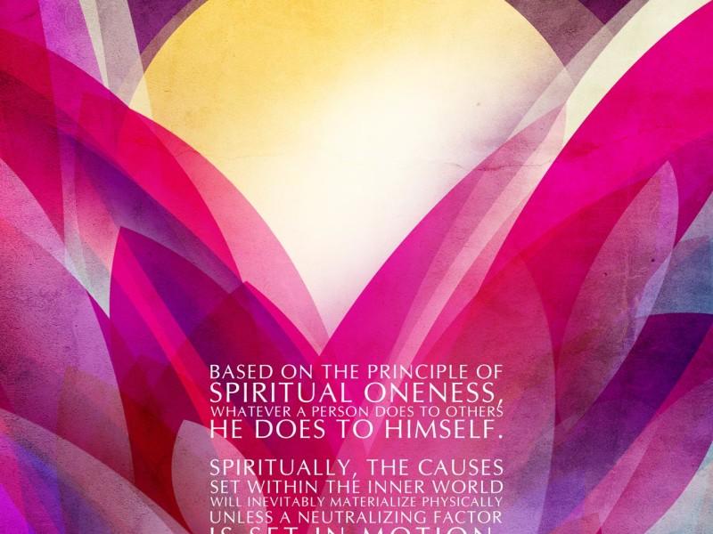Spiritual Oneness