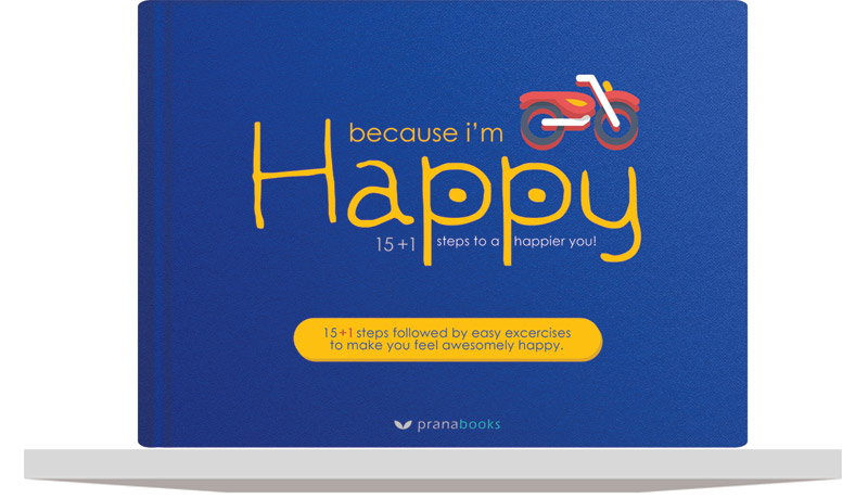 Because I'm Happy Book Cover