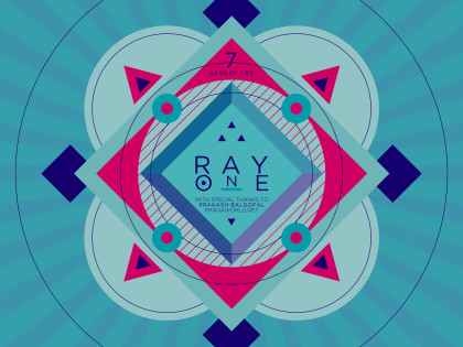 The Seven Rays of Life – Ray One