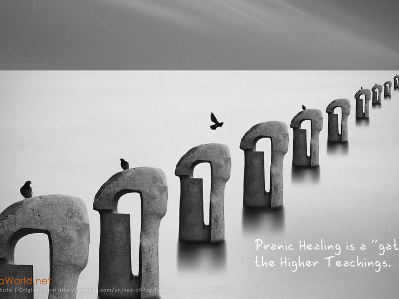 Pranic Healing is a Gateway