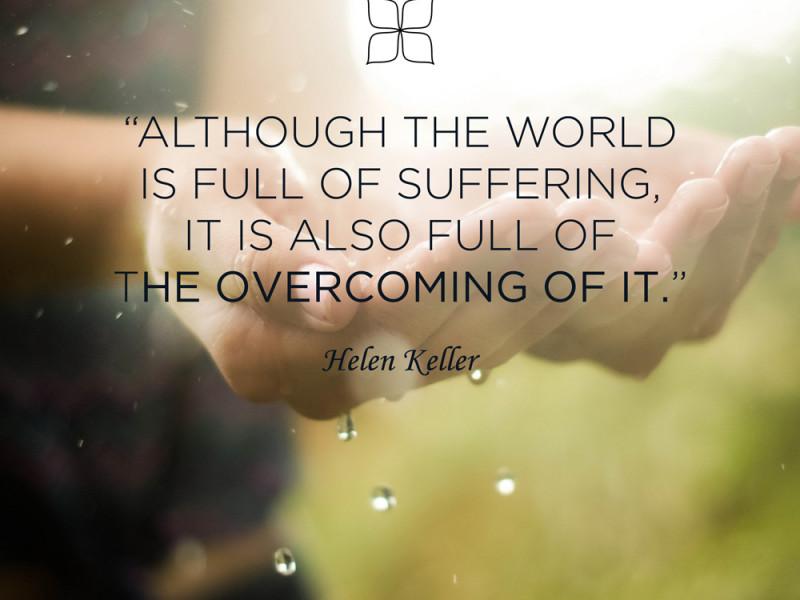 The Wonder of Healing