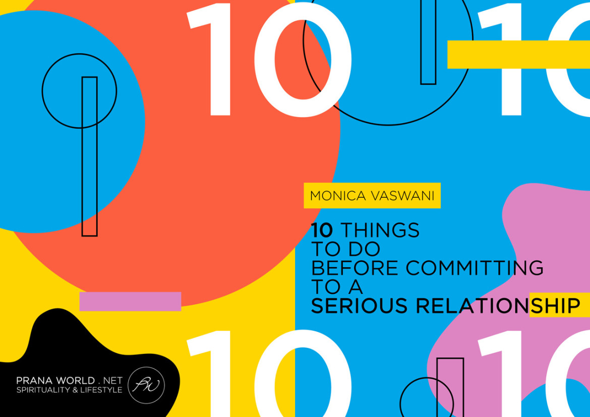 what to do before committing a relationship