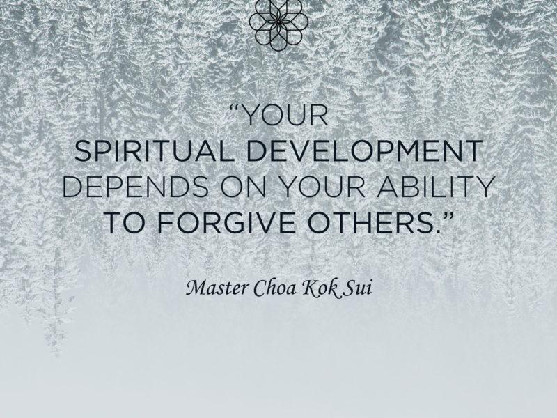 Your Spiritual Development