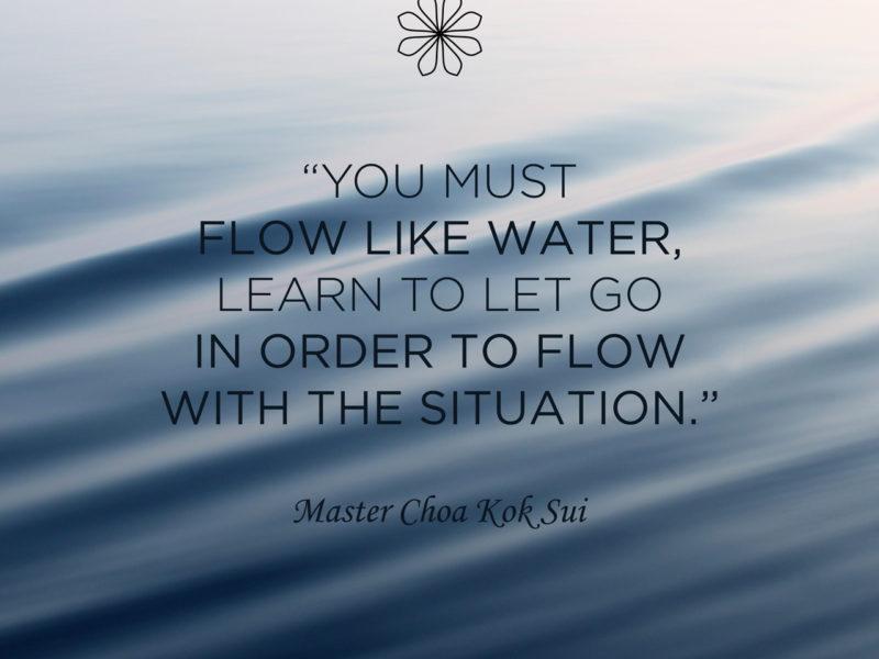 Flow Like Water